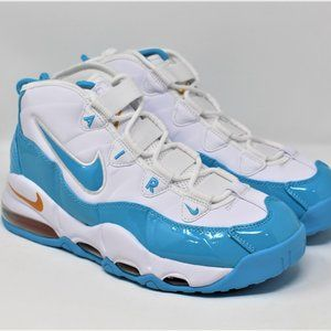 Air Max Uptempo '95 White/Blue Fury/Canyon Gold
